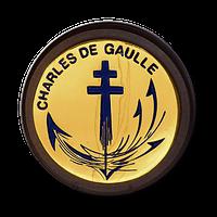 FIA - Bronze Casting - Tapes de Bouche - Charles de Gaulle