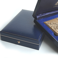 Rectangular Jewellery Box - Details