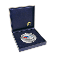 Blue Jewellery Box - For 60mm / 2.4″ medals