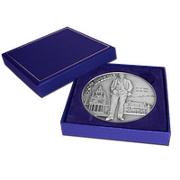 Blue Gift Box - For 65mm / 2.6″ medals