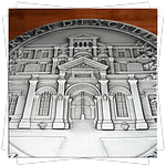 Customized Medals - Relief - 3D Building