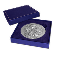 Blue Gift Box - For 60mm / 2.4″ medals