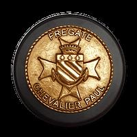 FIA - Bronze Casting - Tapes de Bouche - Fregate Chevalier Paul