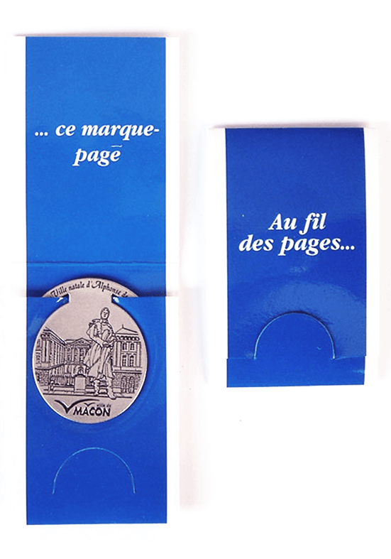 FIA - Bookmarks - Packaging