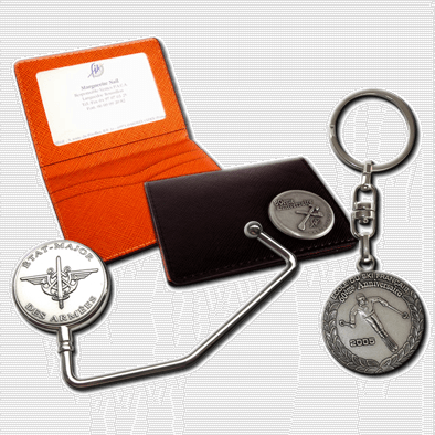 FIA - Coins - Keychains, Purse Hanger and Customized Gifts