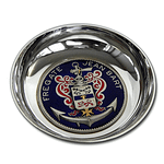 Gifts - The Coupelle with a colored Medal of the French Navy